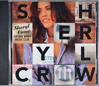 Tuesday Night Music Club by Sheryl Crow [US Imp.- A&M/BMG D103061 - 1993] - MINT