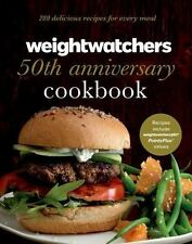 Weightwatchers Cookbook 50th Anniversary-1st Edition 2013 FREE SHIPPING