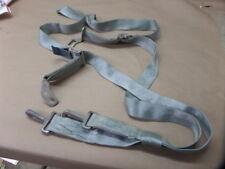 Vintage Military Rat Hot Rod Belt Safety Shoulder Harness Troop Type D-2