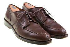 Alden 925 Norwegian Front Blucher Barrie Last Split Toe Dress Shoes 10.5 A/C