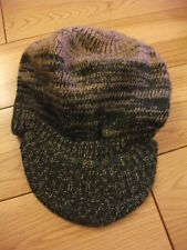 Replay Knitted Cap Hat with Angora & Wool, NEW with £35 Tag