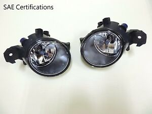 New Pair ORIGINAL OEM Fog Lamp fits Altima Maxima~Pathfinder~Sentra M35 QX60