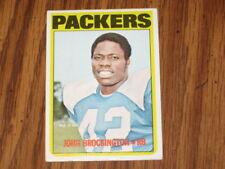 1972 TOPPS JOHN BROCKINGTON ROOKIE CARD #85