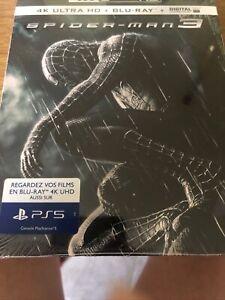 Spider-Man 3 (2 Discs) - 4K UltraHD + Bluray + Code UltraViolet