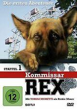Kommissar Rex - Staffel 1 [3 DVDs] von Oliver Hirsch... | DVD | Zustand sehr gut
