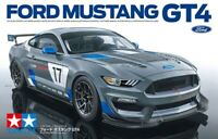 Tamiya Ford Mustang GT4 1:24 scale car model kit 24354