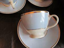bruce oldfield commission vintage daulton blue/white part tea set
