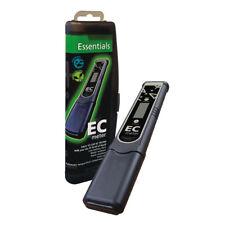 GENUINE Essentials EC Meter - Digital EC Testing Meter Hydroponics Aquarium