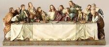 Joseph Studio Renaissance The Last Supper Religious Figurine 11345 Jesus New