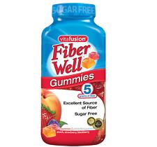 Vitafusion Fiber Well Gummies Vitamin Supplement ( 220 ct. )