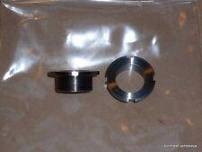 Triumph BSA Fork Bottom Slider Nut SET 500 650 750 97-2091 '68-'70 T100 T120