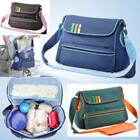 Large Capacity Baby Nappy Bag Mummy Changing Bag Diaper Bag Variety Waterproof