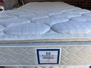 Sealy King Single Pillow Top Mattress