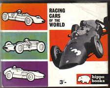 Racing Cars of the World Hippo Books BRM Cooper Elva Lotus MB Osca Scarab Lola +