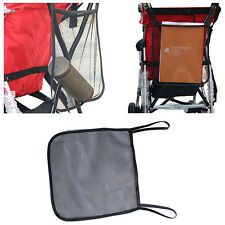 New Baby Stroller Accessory Protect Travel Carry Net Bags Pushchair Buggy Pram
