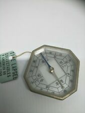 Vintage Metal Asian Pocket Compass