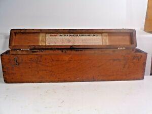 NO.199 MASTER PRECISION LEVEL 15 INCH WITH ORIGINAL BOX