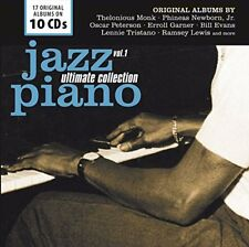 Thelonious Monk - Ultimate Jazz Piano Collection Vol1 [CD]
