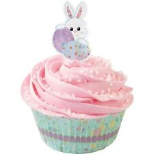 Easter Bunny & Egg Sweet Splatters Cupcake Combo Pack by Wilton #7903 - NEW