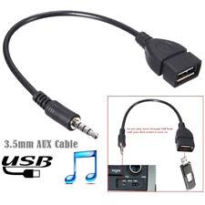 Adattatore jack audio AUX da USB da 1, 3,5 mm a USB 2.0, un cavo adattatore crit