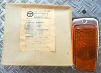 1 Blinkleuchte DDR IFA  Simson DUO hinten FRAMO Kasten Anhänger HP Blinker ALU