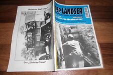 LANDSER GROßBAND  1221 -- ARTILLERIE-BEOBACHTER / Ringen um d. Ölfelder von Baku