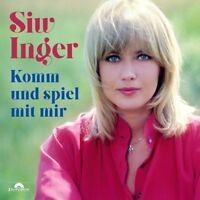 SIW INGER - KOMM UND SPIEL MIT MIR (DAS BESTE)  2 CD NEU