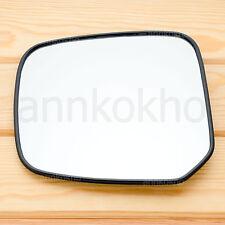 2000-2005 Mitsubishi L200 Triton Strada side view door mirror glass lens left