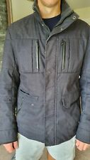 Men's Hugo Boss Coat Size Medium (38R) Green Label