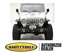 Smittybilt SRC Classic Front Bumper w/ D-Rings 87-06 Jeep Wrangler 76740D