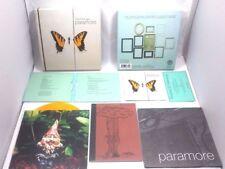 "PARAMORE Brand New Eyes RARE Ltd Ed DELUXE Box Set CD + DVD + 7"" Single POP PUNK"