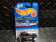 Hot Wheels #674 Purple Sweet 16 II w/5 Spoke Wheels