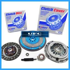 EXEDY CLUTCH KIT and 8 LBS ALUMINUM FLYWHEEL 92-93 INTEGRA RS LS GS GS-R B17 B18