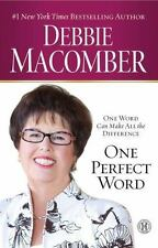 One Perfect Word by Macomber, Debbie