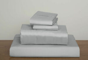 Luxuries Duvet Set + Fitted Sheet All Solid Color's & Sizes 1000TC Egypt Cotton