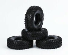 114mm Rock Crawler Tire Tyre For 1/10 RC car CC01 rc4wd D90 D110 SCX10 1.9 4PCS