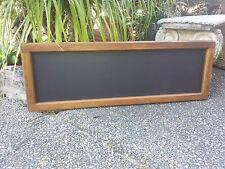 Timber Frame Chalkboard Blackboard Food Van Wedding Home Shop Restaurant Menu