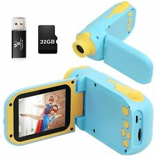 Kids Camera, Video Camera Camcorder for Kids Gifts,1080P HD DV Digital Video Cam
