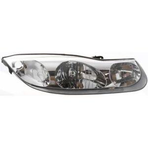 New GM2503216 Passenger Side Headlight for Saturn SC2 2001-2002