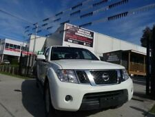 Nissan Navara Manual Passenger Vehicles