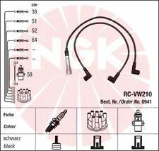 Jeu de fil de bougie cable allumage NGK 0941 VW PASSAT Variant 32B 1.6 72 75 75c
