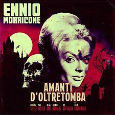 Ennio Morricone - Amanti D' Oltretomba (Bloody Rosso Marmo 1LP Vinile)