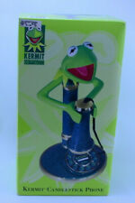 Kermit The Frog Candlestick Phone Vintage Nib Kermit Collection New!