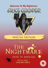 Alice Cooper Welcome to My Nightmarethe Nightmare DVD 2017 NTSC