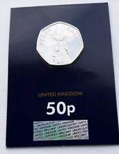 UK Royal Mint 2019 Peter Rabbit 50p Fifty Pence Coin Certified BU Change Checker