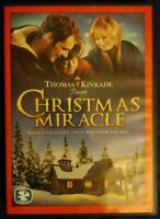 Thomas Kinkade Presents: Christmas Miracle (DVD, 2012)