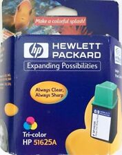 HP 25 Tri-Color Ink Cartridge 51625A Genuine New