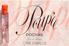ROCHAS POUPEE EAU DE TOILETTE 4 x 1.7ml SAMPLE VIALS NEW