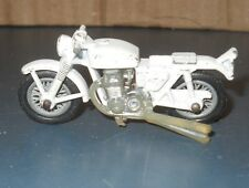 VINTAGE LESNEY MATCHBOX WHITE HONDA 750 #35 MADE IN ENGLAND
