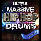 Dre Studio Hip Hop Rap Kick Snare Clap Hat Drum Samples Battery MPC MV Reason FL